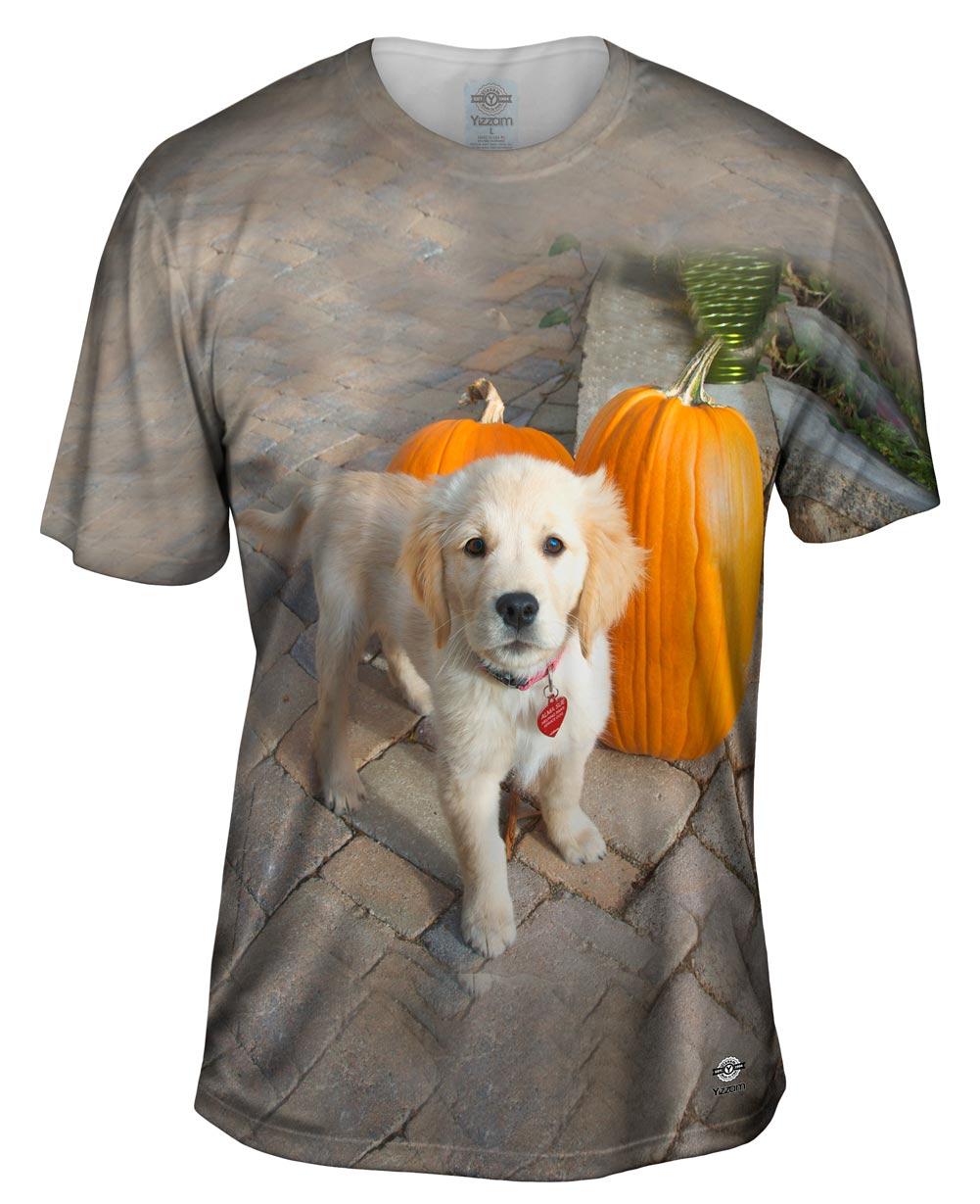 Halloween Pumpkin Puppy