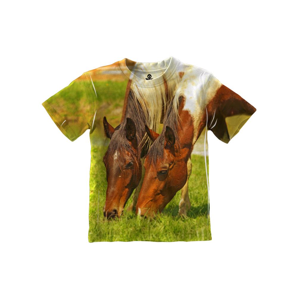 Grass Loves Company Horse