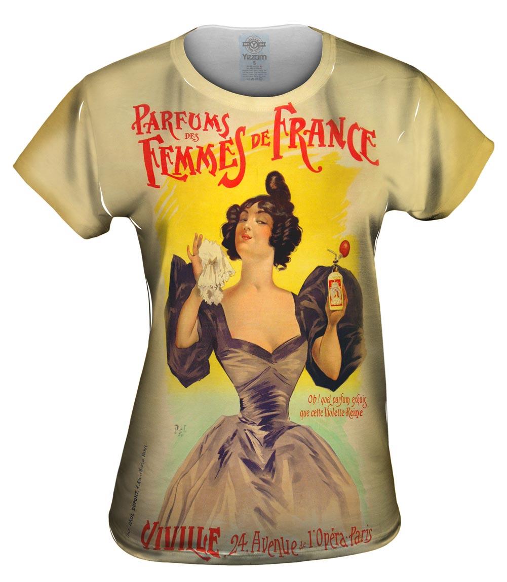 """Pal - """"Parfums De Femmes De France"""" (1898)"""