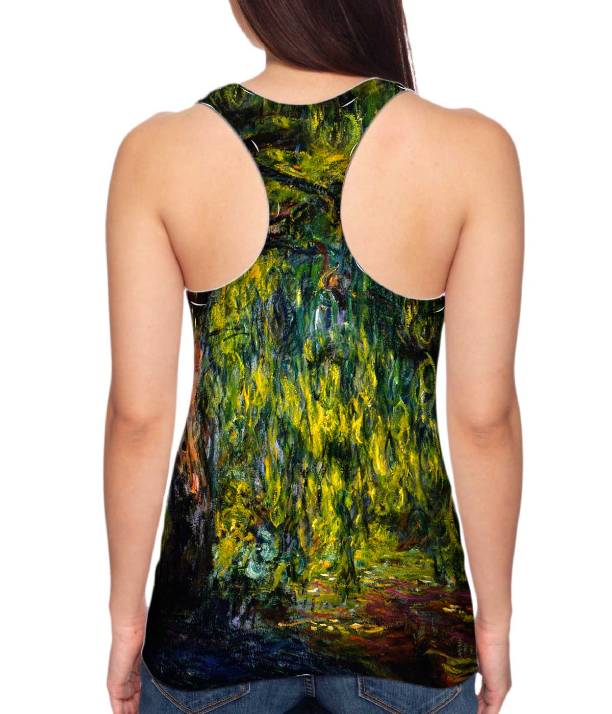 "Monet -""Weeping Willow"" (1918)"