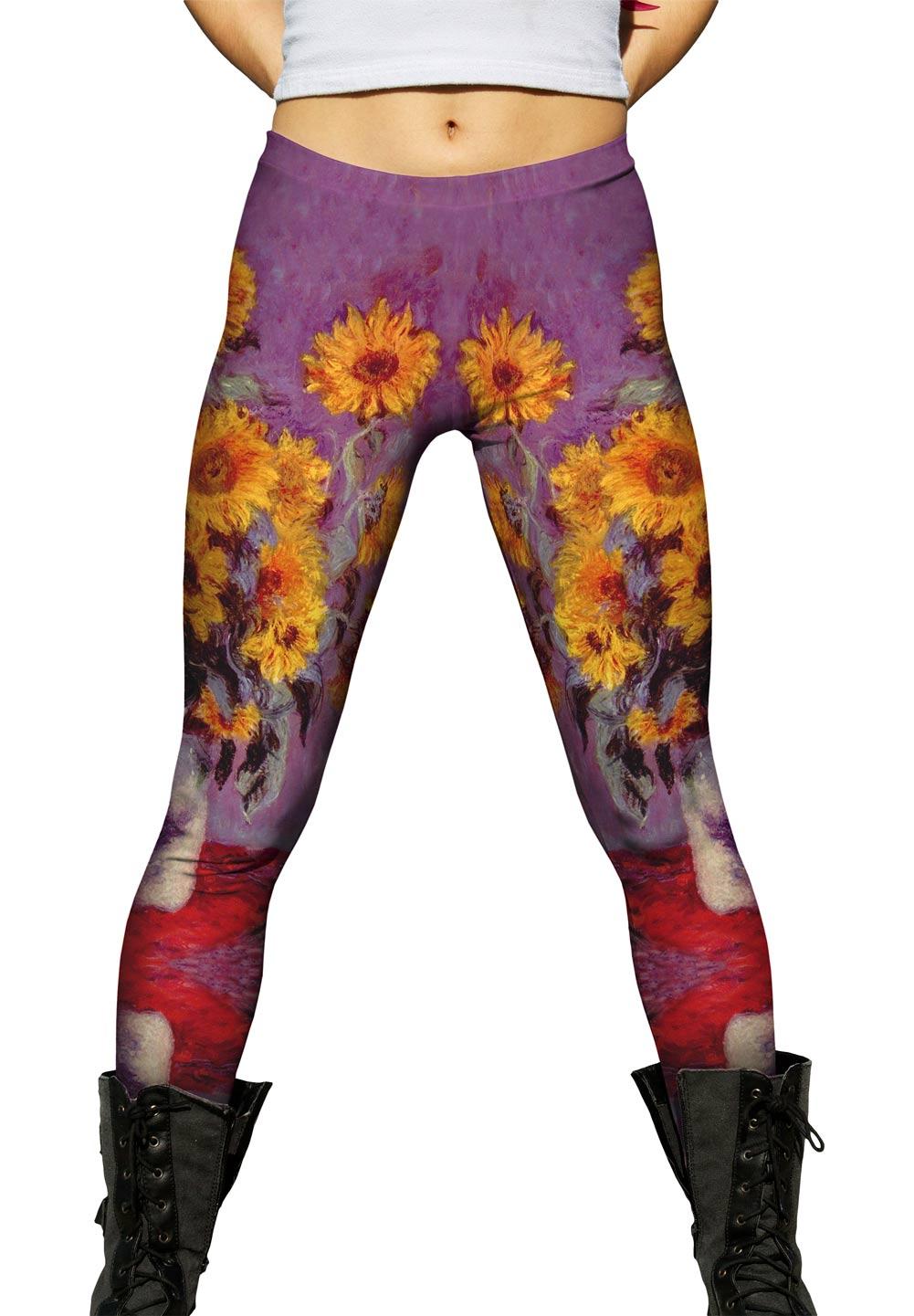 "Monet -""Sunflowers"" (1881)"