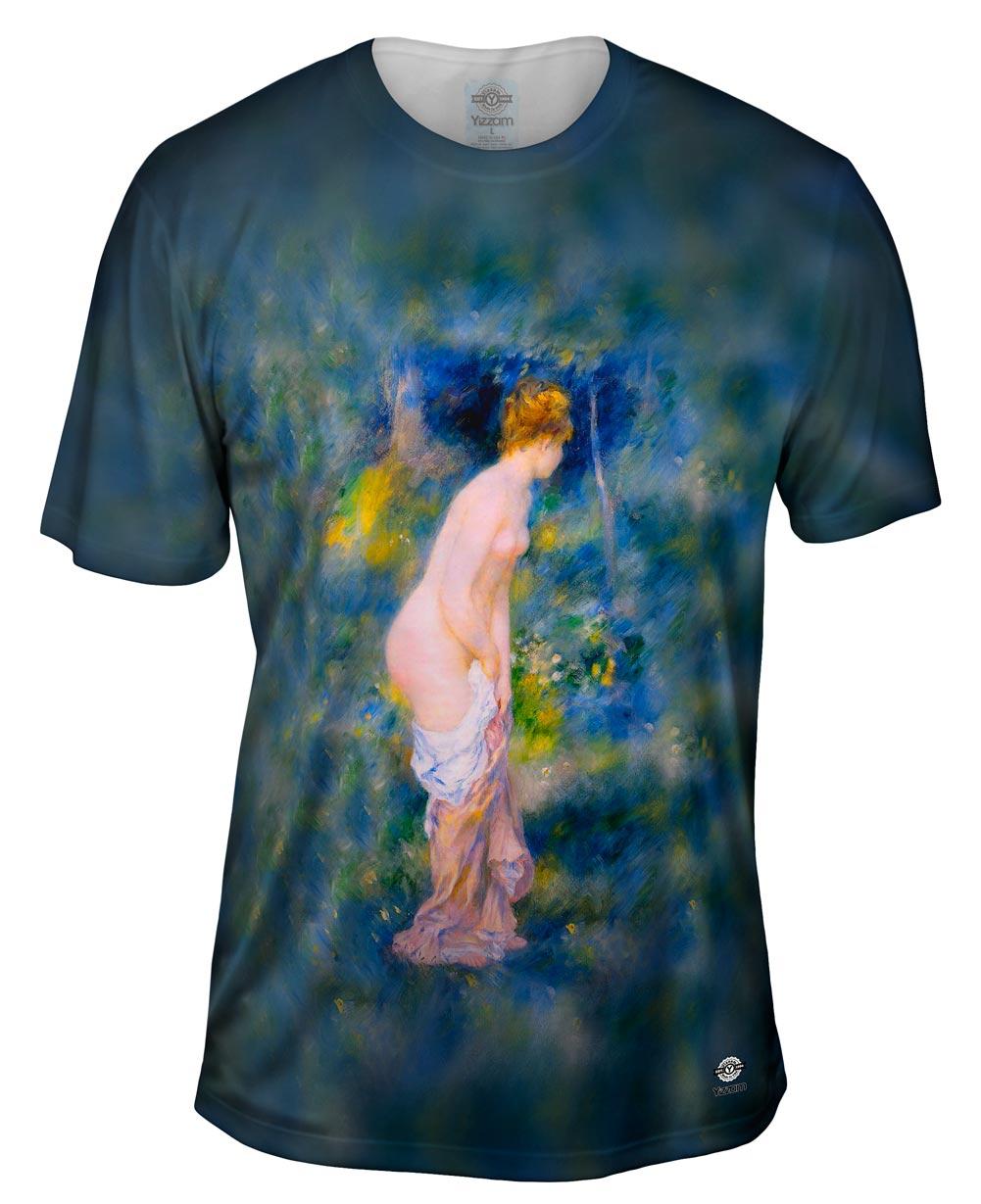 "Auguste Renoir - ""The Standing Bather"" (1887)"