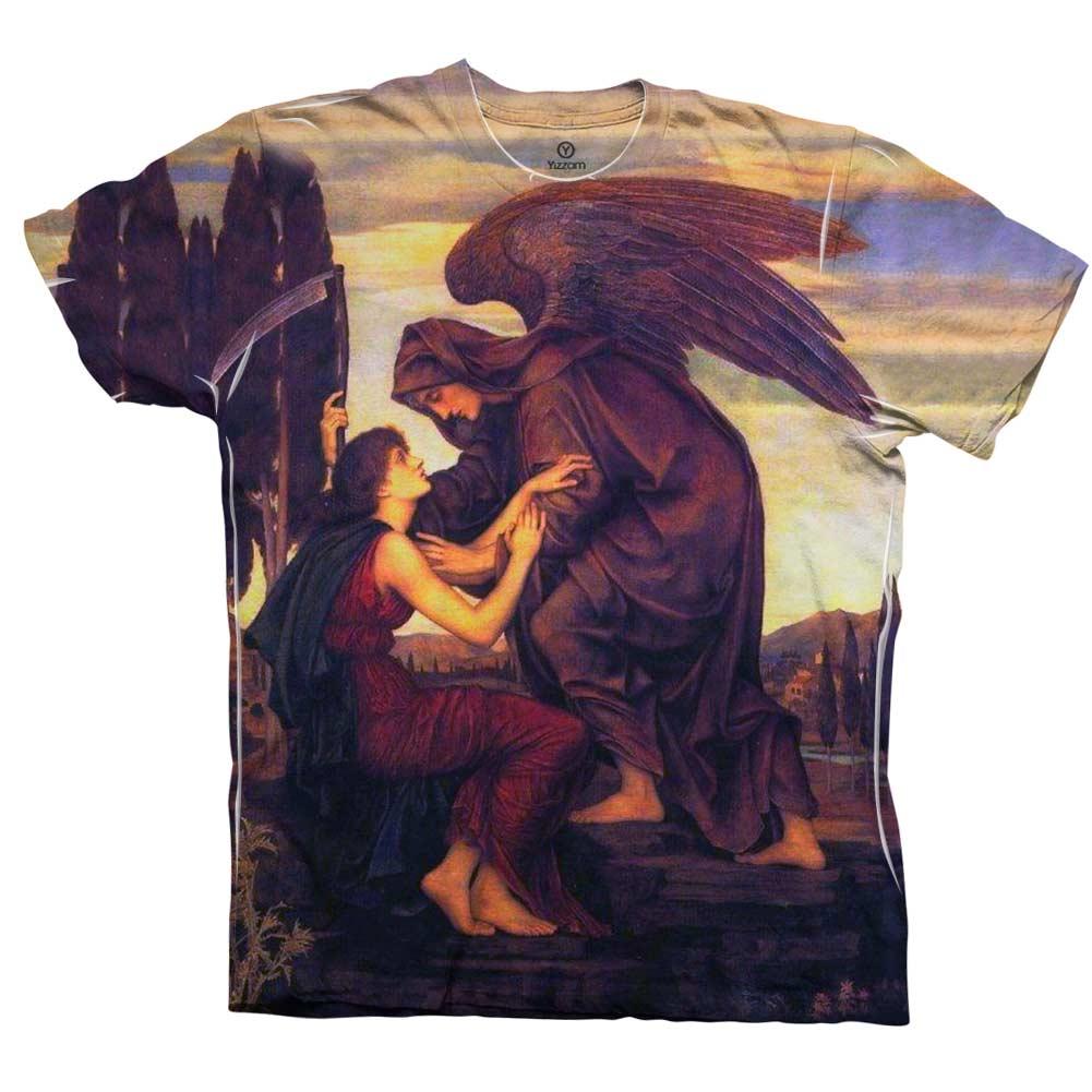 "Yizzam - Morgan - ""Angel Of Death""-  New Men Unisex Tee Shirt"