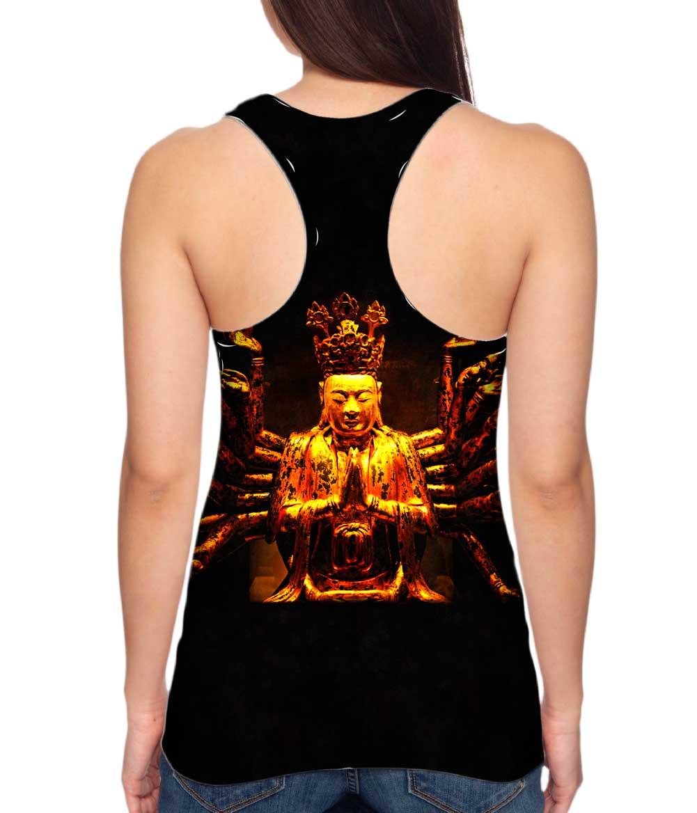 """""""Golden Buddha Statue"""""""