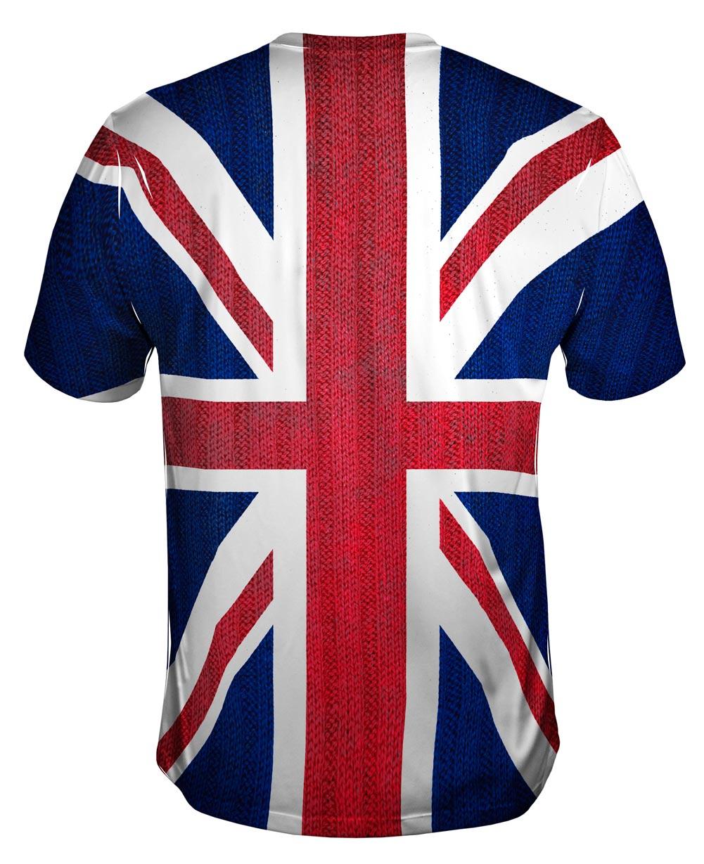 Yizzam union jack new men unisex tee shirt xs s m l xl for Mens t shirts 4xl