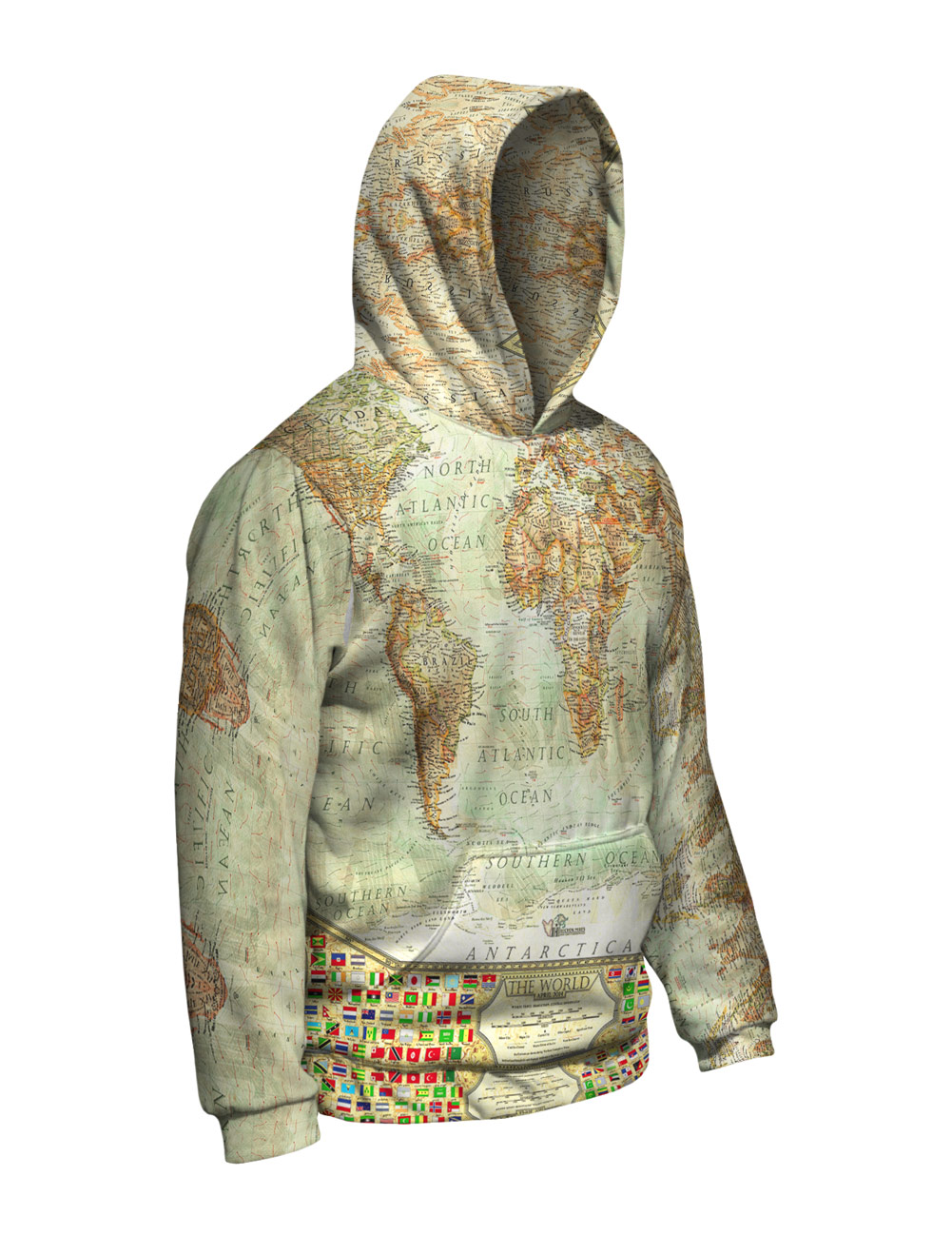 Yizzam ash world map new mens hoodie sweater xs s m l xl 2xl 3xl yizzam ash world map new mens hoodie sweater gumiabroncs Images