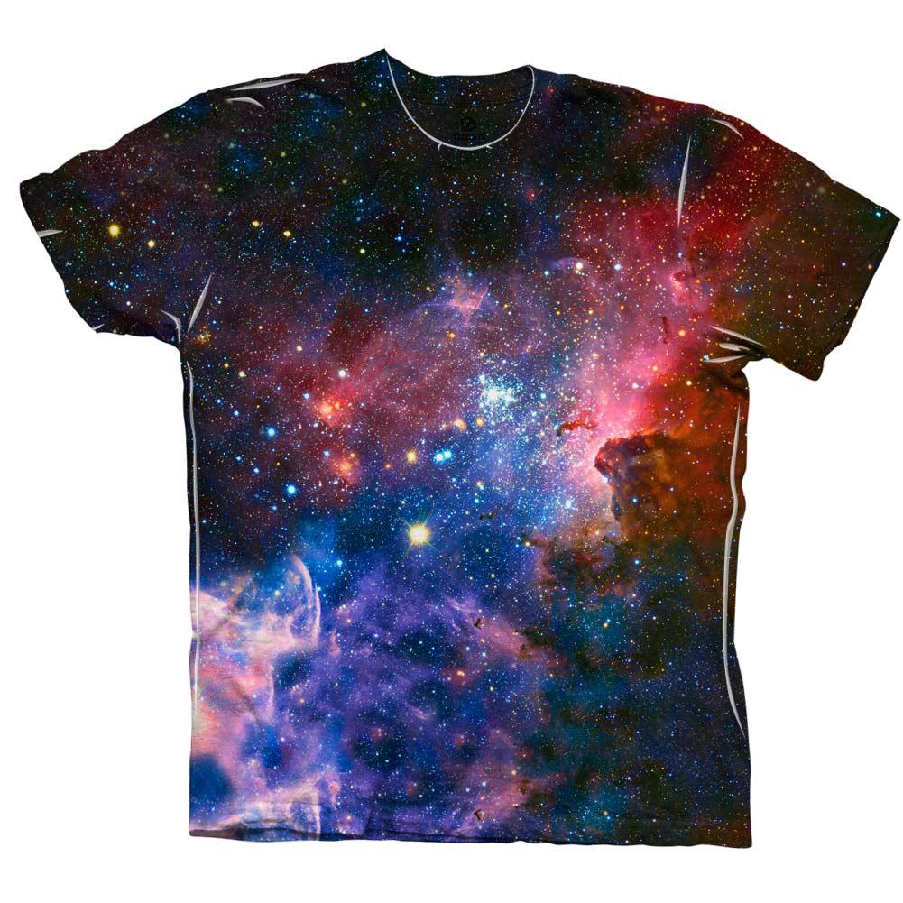 Yizzam- Carina Nebula Space Galaxy - New Men Unisex Tee Shirt XS S M L XL 2XL 3