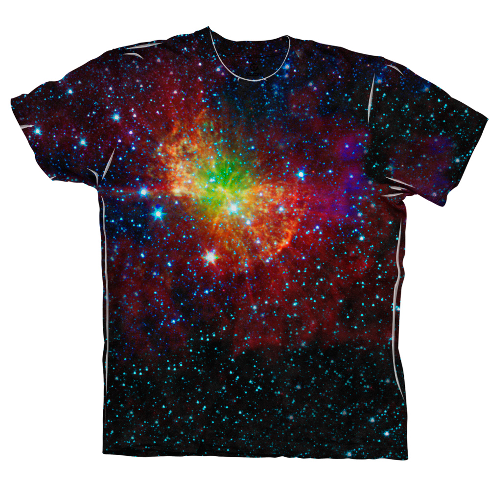 Space Galaxy Shirts for Men's (page 2) - Pics about space